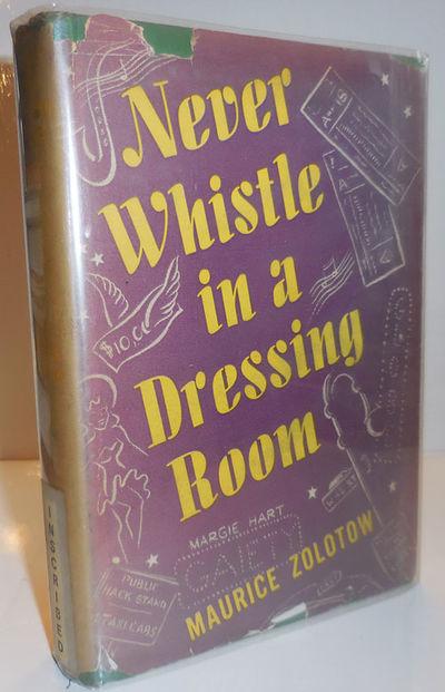 New York: E. P. Dutton, 1944. First edition. Hardcover. Very Good/fair. 8vo. 319 pp. A