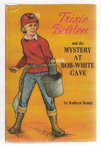image of TRIXIE BELDEN: THE  MYSTERY AT BOB-WHITE CAVE, #11.