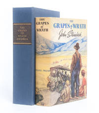 The Grapes of Wrath by  John Steinbeck - First Edition - 1939 - from Whitmore Rare Books and Biblio.com