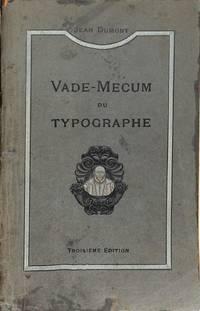 Vade - Mecum du Typographe.