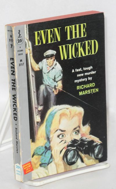 New York: Pocket Books, 1958. 116p., very goo first edition PBO in lightly-worn original pictorial w...