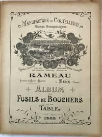 [FRENCH] [TRADE CATALOG] Album des Fusils de Bouchers et de Table