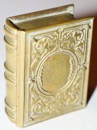 Near Fine. N.d., circa 1900. Measuring 68 by 52 mm, 23 mm thick. Renaissance-style decoration such a...