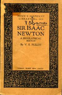 image of Sir Isaac Newton : A Biographical Sketch
