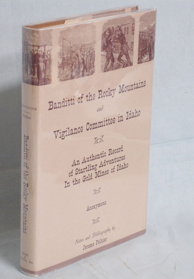 Minneapolis: Ross & Haines, Inc, 1964. Octavo. 190pp., written anonymously, with notes and bibliogra...
