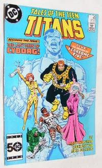 Tales of the Teen Titans 56, August 1985