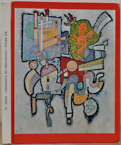 Paris: F. Hazan, 1966. Book. Very good+ condition. Hardcover. First Edition. Quarto (4to). Approxima...