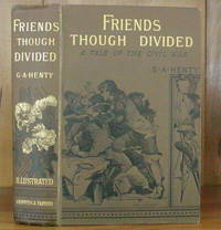 image of FRIENDS THOUGH DIVIDED