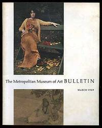 New York: Metropolitan Museum of Art, 1969. Softcover. Very Good. First edition. Square octavo. Stap...