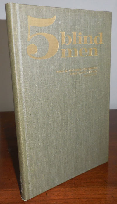 Fremont: Sumac Press, 1969. First Edition. Hardcover. Fine/No. First edition. From the run of 100 cl...