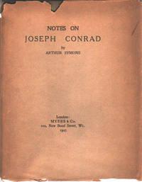 Notes on Joseph Conrad