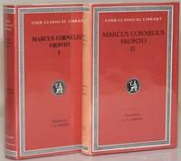 MARCUS CORNELIUS FRONTO. IN TWO VOLUMES. | CORRESPONDENCE. VOL. I & II. (LOEB CLASSICAL LIBRARY)