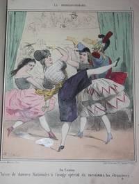 La Rigolbochomanie Croquis Lithographiques & Chorégraphiques