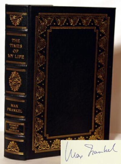 Norwalk, Conn.: The Easton Press, 1999. Signed First Edition. Fine in full dark green leather covere...