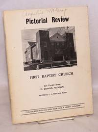 image of Pictorial review: First Baptist Church