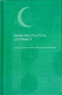 Islam and Political Legitimacy