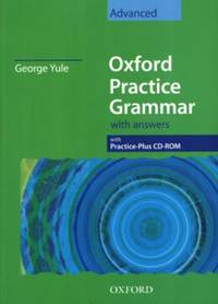 Oxford Practice Grammar Advanced: With key and CD ROM Pack: Advanced level
