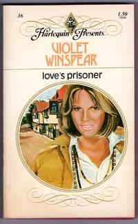 image of Love's Prisioner (Harlequin Presents #36)
