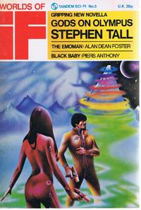 image of Worlds of If Science Fiction September-October 1972 Vol 21 No 7 Issue 162 UK No. 3
