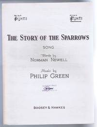 The Story of the Sparrows, Song. No. 2 in G