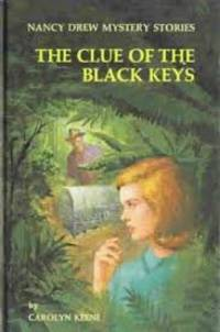 The Clue of the Black Keys by Keene, Carolyn - 1951