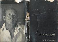 Six Nonlectures by E. E. Cummings - First edition - 1953 - from Pontaccio (SKU: 921D)