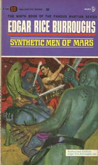 image of Synthetic Men of Mars