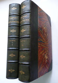 A History of Devonshire with Sketches of Its Leading Worthies by WORTH, R. N - 1886