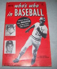 1975 Who's Who in Baseball, 60th Edition