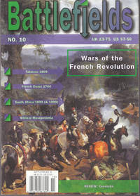 image of A Vintage Issue of the Military History and Wargaming Magazine Battlefields