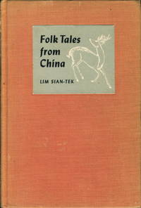 FOLK TALES FROM CHINA.