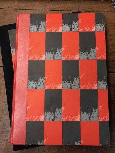Vancouver, British Columbia:] Barbarian Press, 2019 Endgrain Editions 5. One of 80 deluxe copies in ...