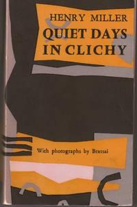 Quiet Days In Clichy. Photographs by Brassai