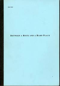 image of BETWEEN A ROCK AND A HARD PLACE  [Uncorrected Proof]