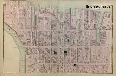 New York: Beers, Comstock, & Cline, 1873. unbound. very good. Map. Lithograph with original hand col...