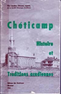 Chéticamp.  Histoire et traditions acadiennes.