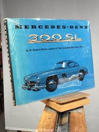 Mercedes-Benz 300SL: History, Complete with Owners Handbook