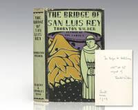image of The Bridge of San Luis Rey.