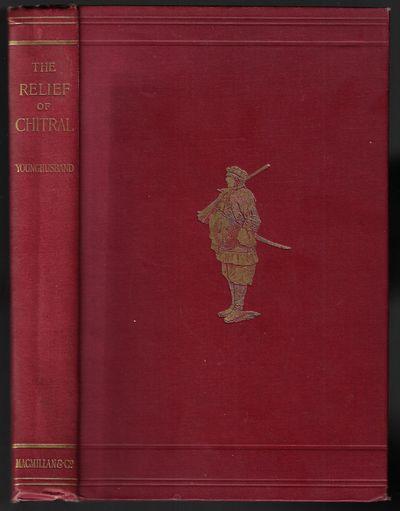 London: MacMillan & Co, 1897. Hardcover. Very Good. Early reprint. vi, 183 pp + maps (two folding) +...
