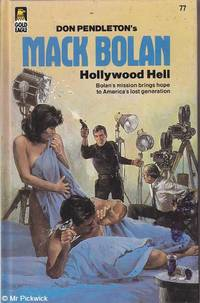 image of Mack Bolan: Hollywood Hell