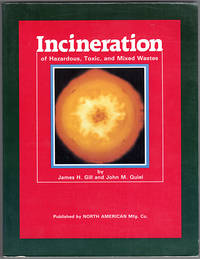 image of Incineration of Hazardous, Toxic, and Mixed Wastes: A Textbook and Handbook
