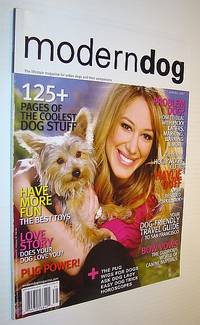 Modern Dog Magazine Spring 2007 - Haylie Duff Cover Photo