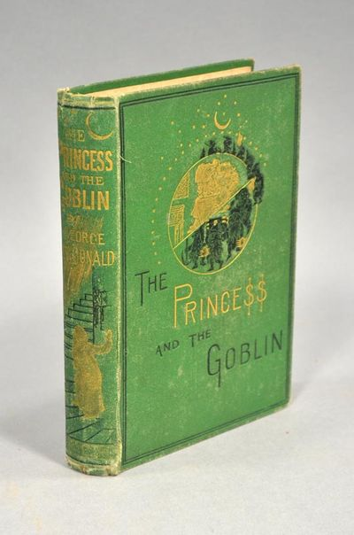 1871. MACDONALD, George. THE PRINCESS AND THE GOBLIN. New York: George Routledge and Sons, 1871. Fir...