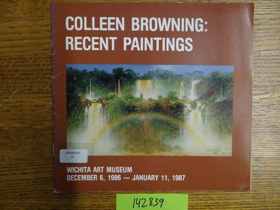 Wichita, Kansas: Wichita Art Museum, 1986. Softcover. VG- (Ex-gallery lib., small label at front cov...