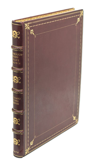 New York: A.S. Barnes, 1973. No. 32 of 60 deluxe copies, signed by the author with a portfolio of fo...