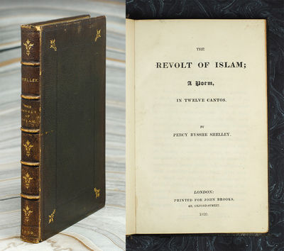 The Revolt of Islam. A Poem, In...