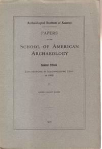 Explorations in Southwestern Utah in 1908
