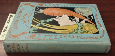 Frederick A. Stokes, 1932. First Edition. Octavo; G+ hardcover; light blue spine, orange text; cover...