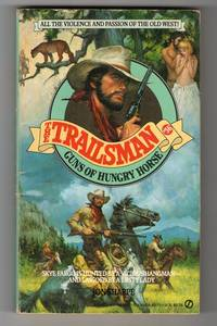 image of Guns of Hungry Horse the Trailsman #56