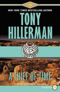 image of A Thief of Time (A Leaphorn and Chee Novel)